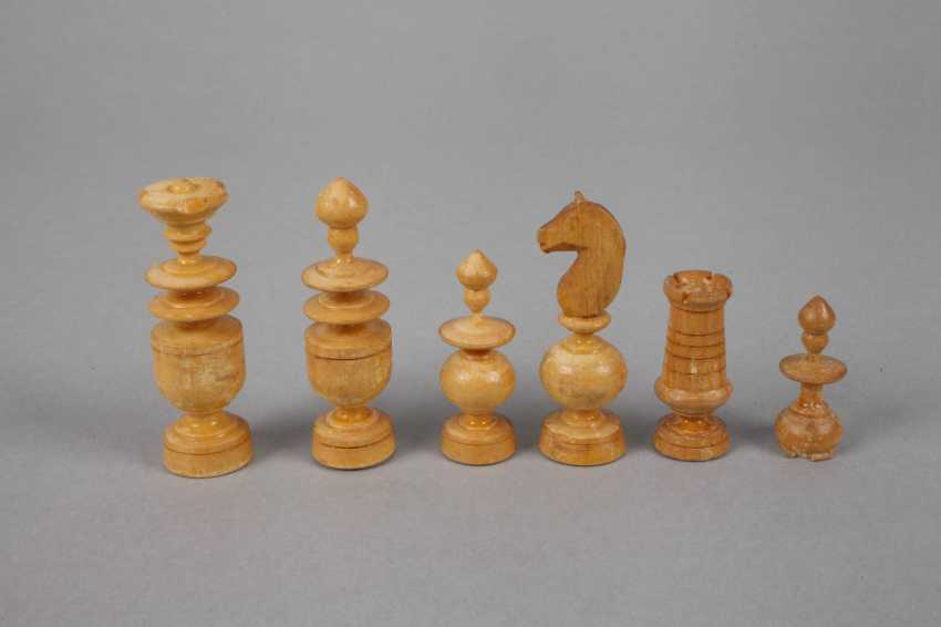 Travel chess game - photo 3