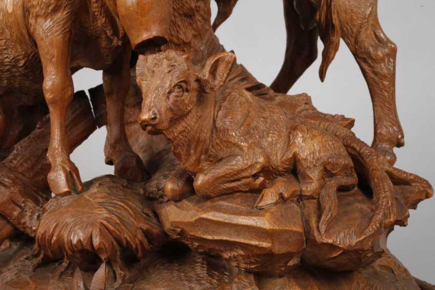 Large Brienz Carving - photo 3