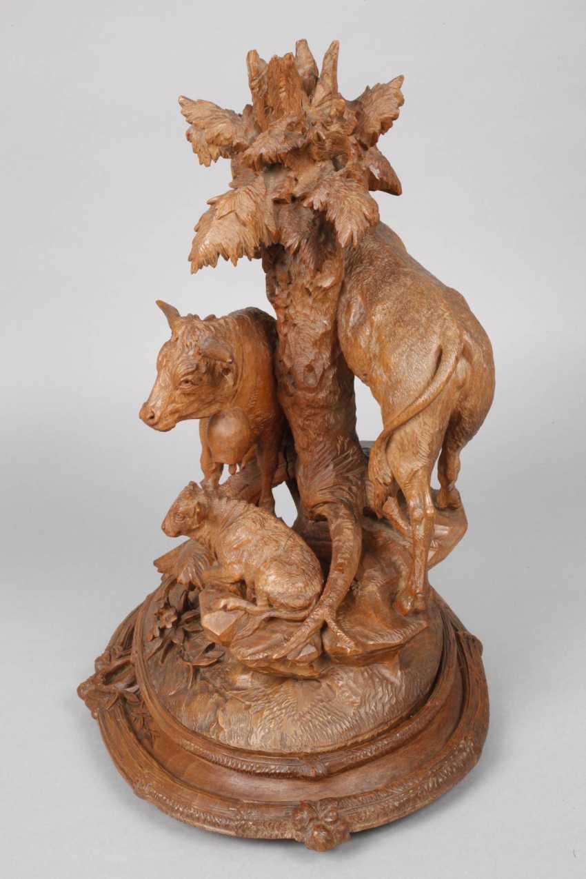 Large Brienz Carving - photo 7