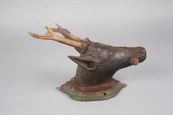 Carved Hunting Trophy - photo 3