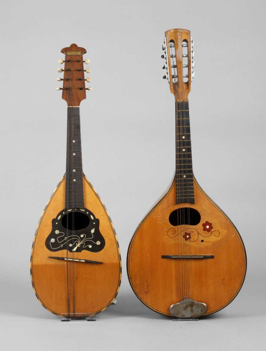 Two Mandolins - photo 1