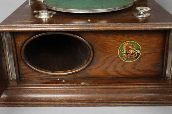 Table Grammophon - photo 4