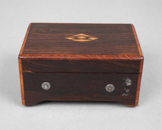 Small Rolling Box - photo 1