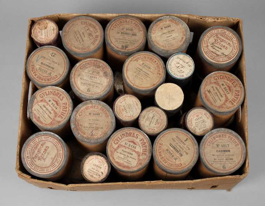 Great Post Includes Wax Cylinder Recordings - photo 1
