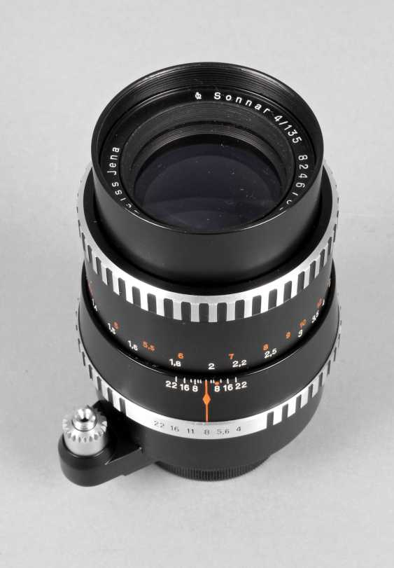 Lens Carl Zeiss Jena - photo 1