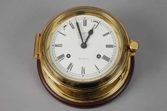 Ship hygrometer, Barometer and clock - photo 3