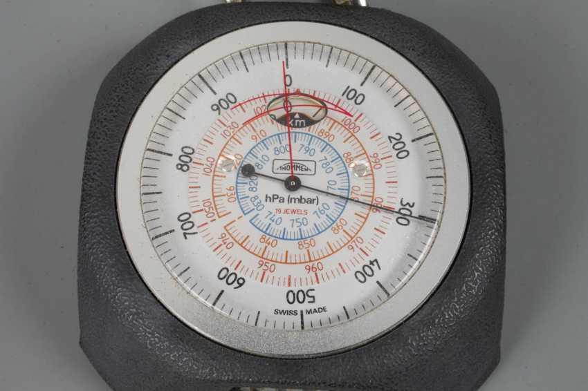 Thommen Altimeter - photo 2
