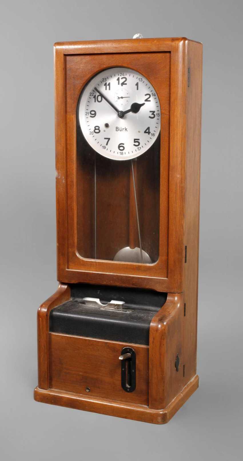 Big Time Clock Bürk - photo 1