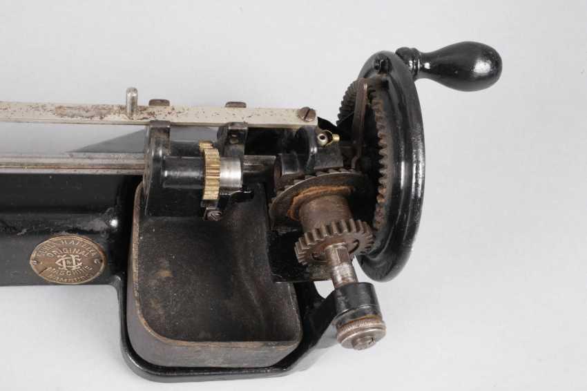 Spitz machine - photo 3