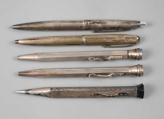 Five Writing Instruments - photo 1