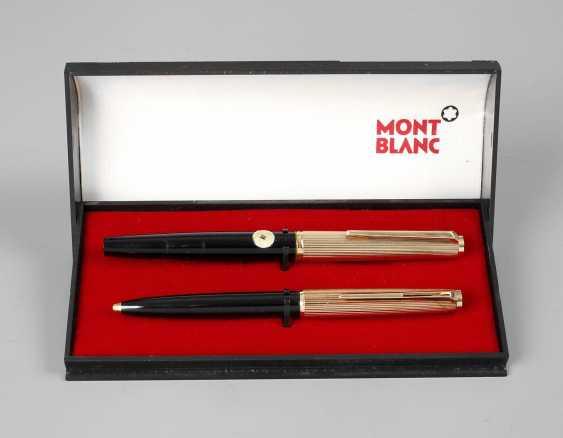 Montblanc Set Meisterstuck - photo 1