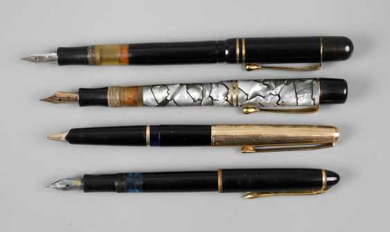 Four Fountain Pen - photo 1