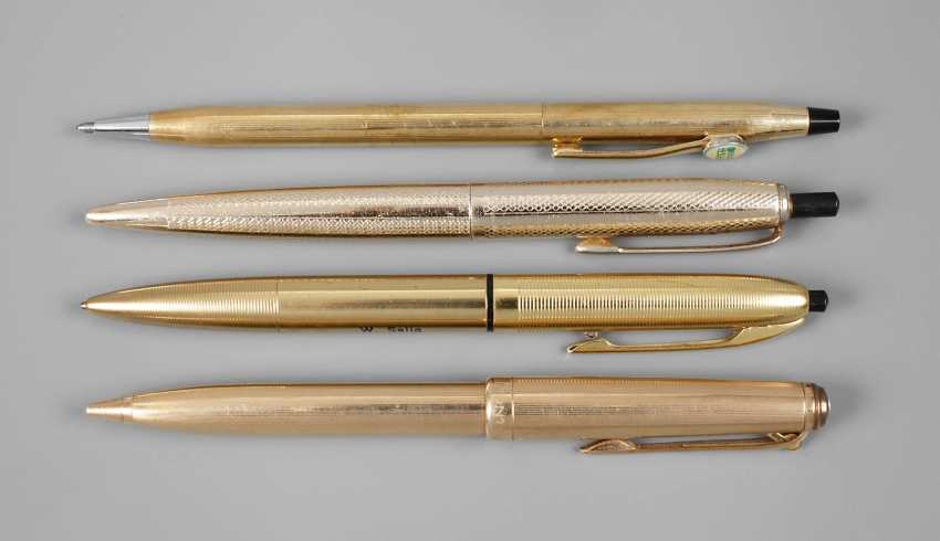 Four Writing Instruments - photo 1