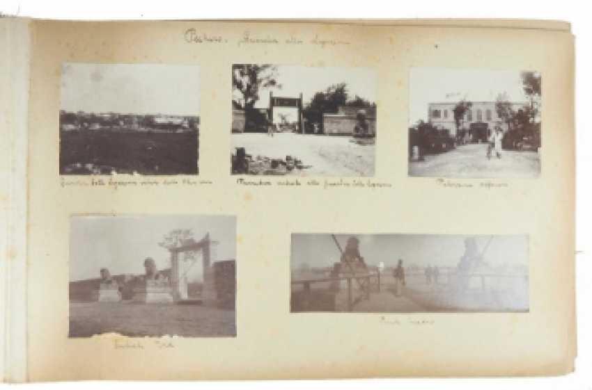 China Fotoalbum um 1900. - photo 1