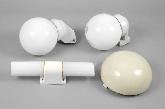 Collection of Ceiling and wall lamps - photo 1
