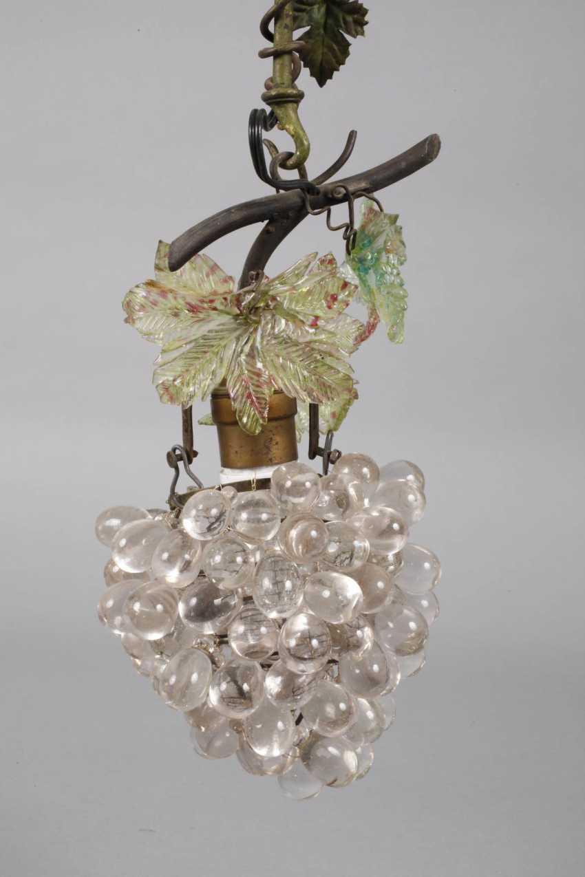 Ceiling lamp as a vine - photo 2