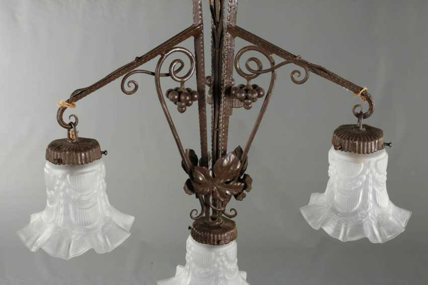 Deckenlampe Art deco - photo 2