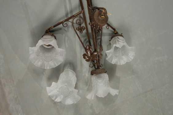 Deckenlampe Art deco - photo 4