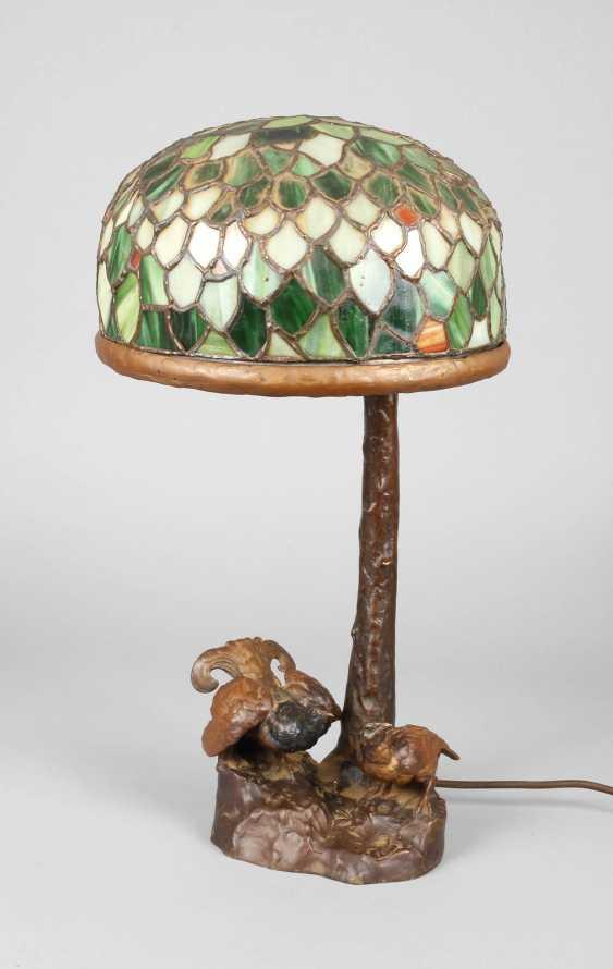 Figural Table Lamp - photo 1
