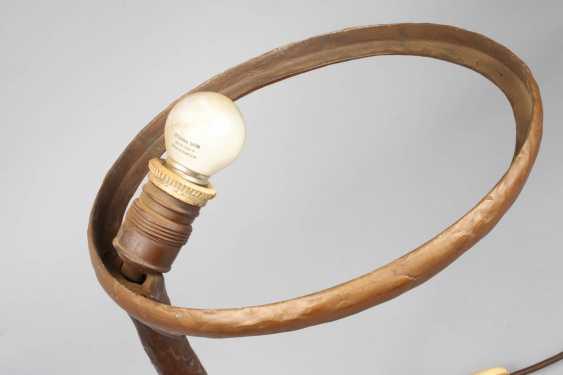 Figural Table Lamp - photo 4