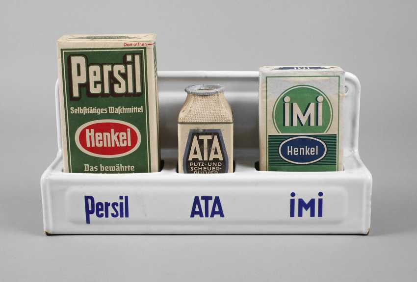 Advertising Display Henkel - photo 1