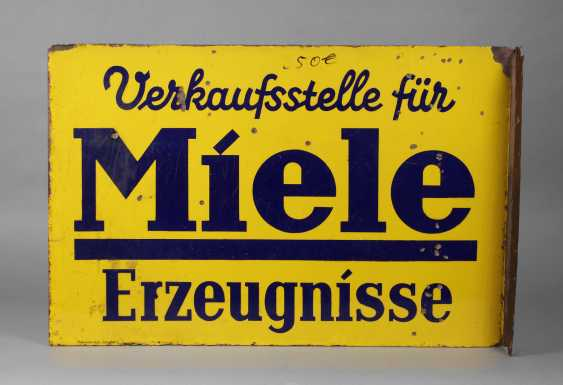 Email Sign Miele - photo 1