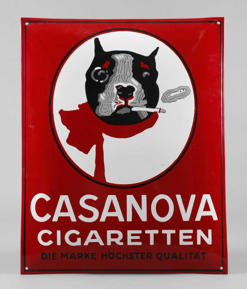 Email Sign Casanova-Cigarettes - photo 1