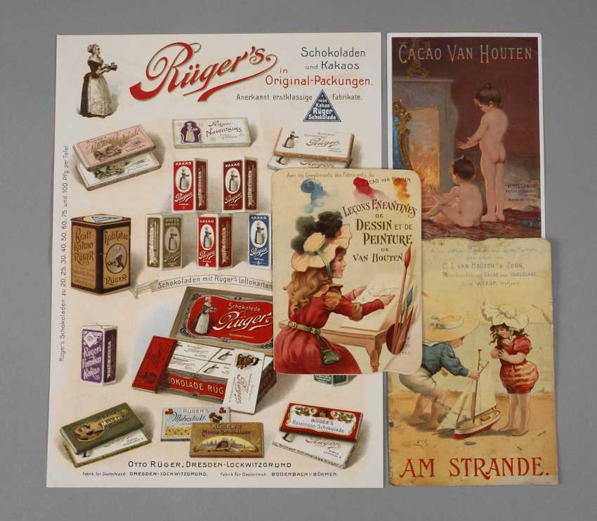 Vintage Cocoa Advertising - photo 1