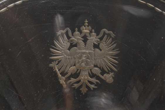 Cup Glass Of Tsar Nicholas - photo 2
