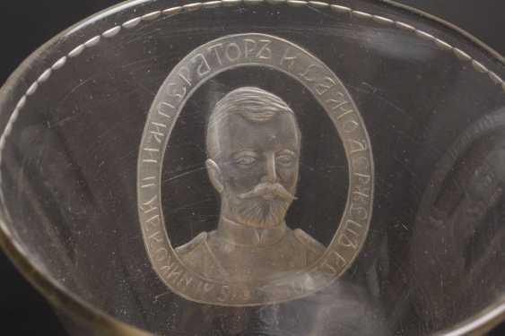 Cup Glass Of Tsar Nicholas - photo 3