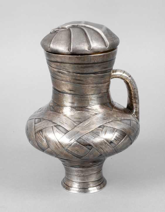 Silver Jug Gravil Petrovich Gratschew 1868 - photo 1