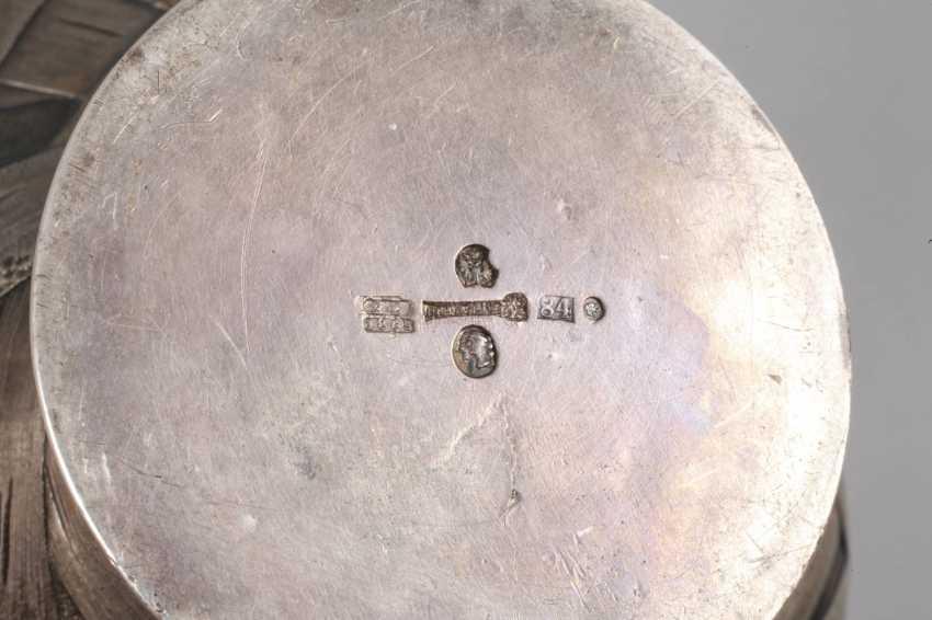 Silver Jug Gravil Petrovich Gratschew 1868 - photo 6
