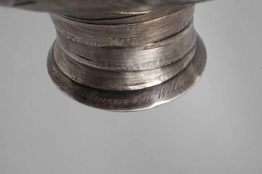 Silver Jug Gravil Petrovich Gratschew 1868 - photo 7