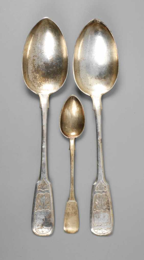 Three Spoons Of Russia - photo 1