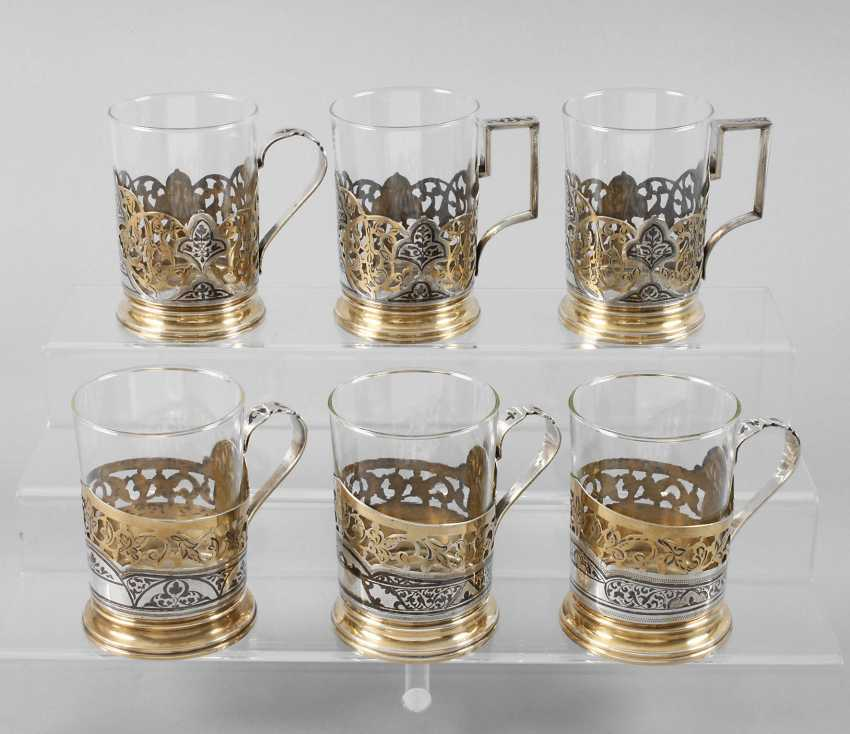 Russia six tea glass holder - photo 1