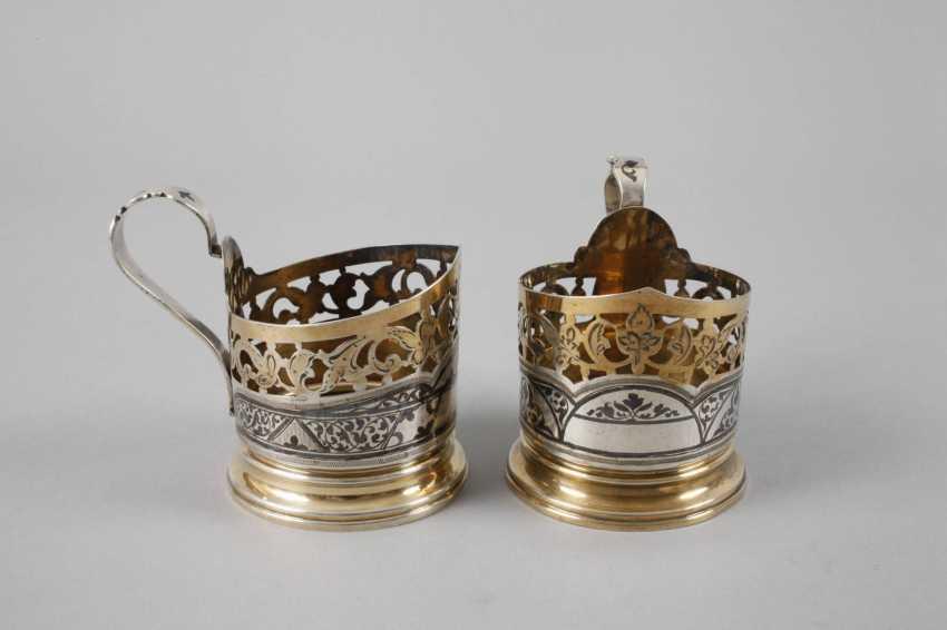 Russia six tea glass holder - photo 2