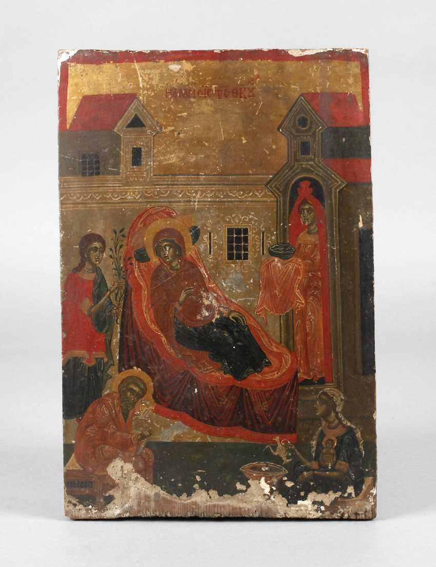 Icon Of Mary's Birth - photo 1