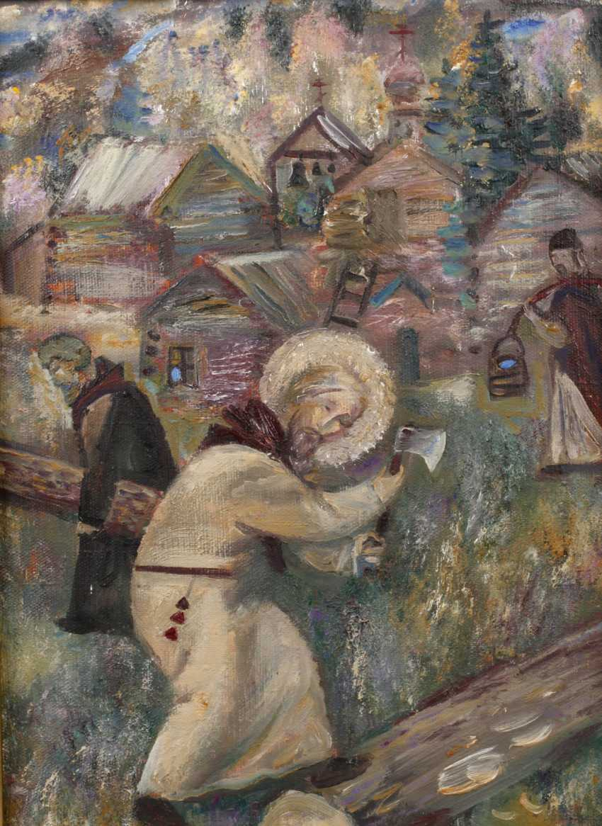 """Saint Sergius of Radonezh"" - photo 1"