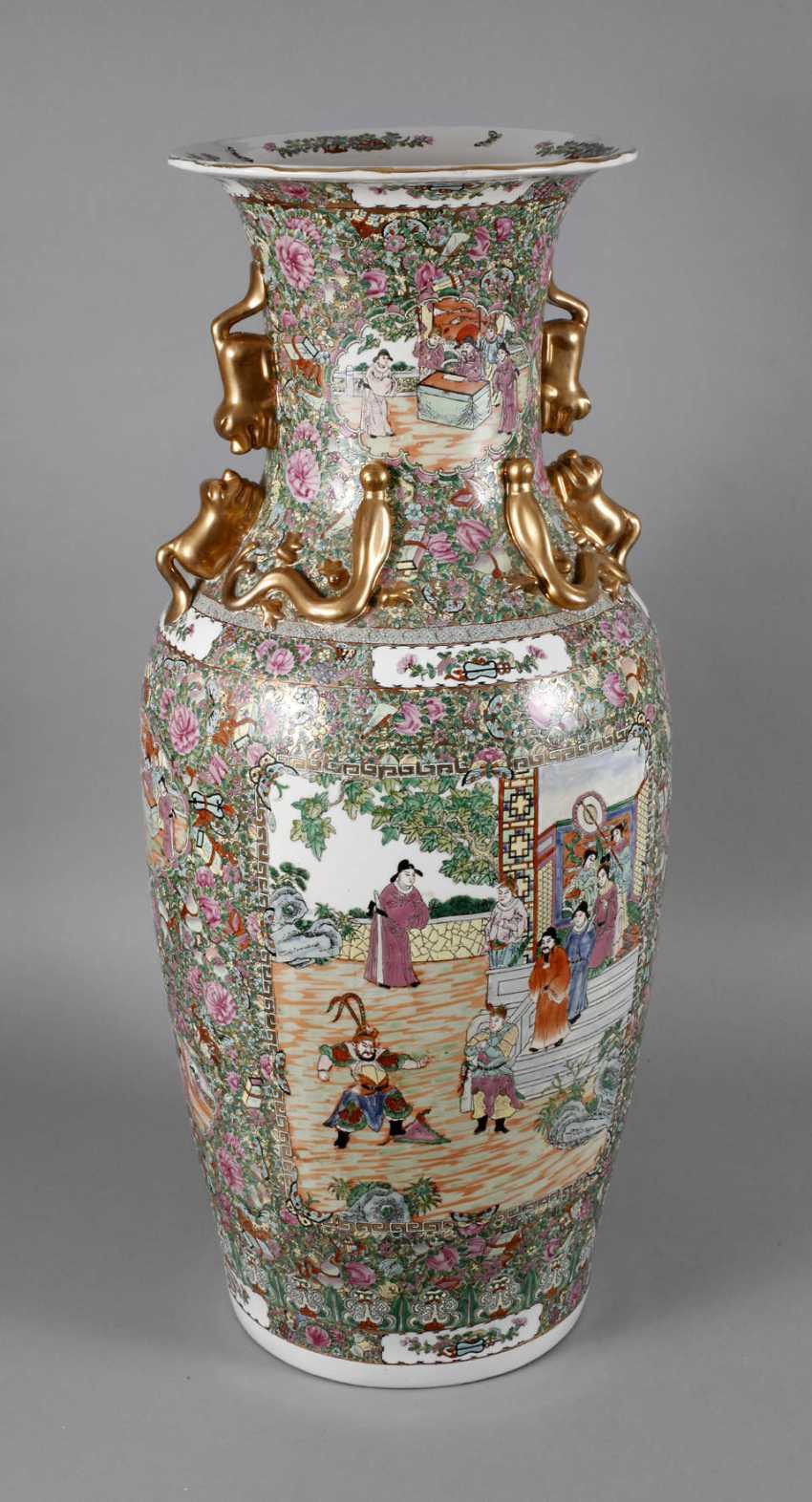 Oversized Floor Vase China - photo 1