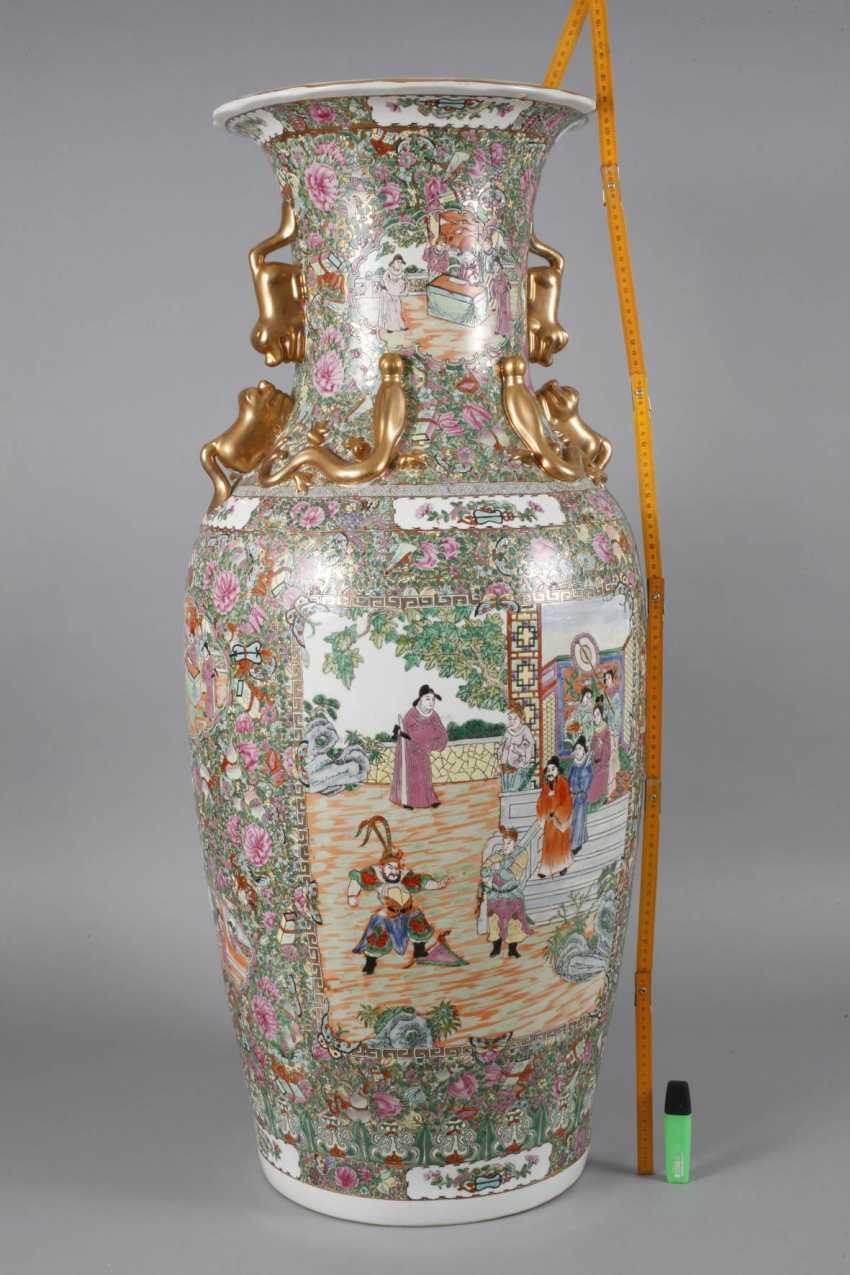 Oversized Floor Vase China - photo 2