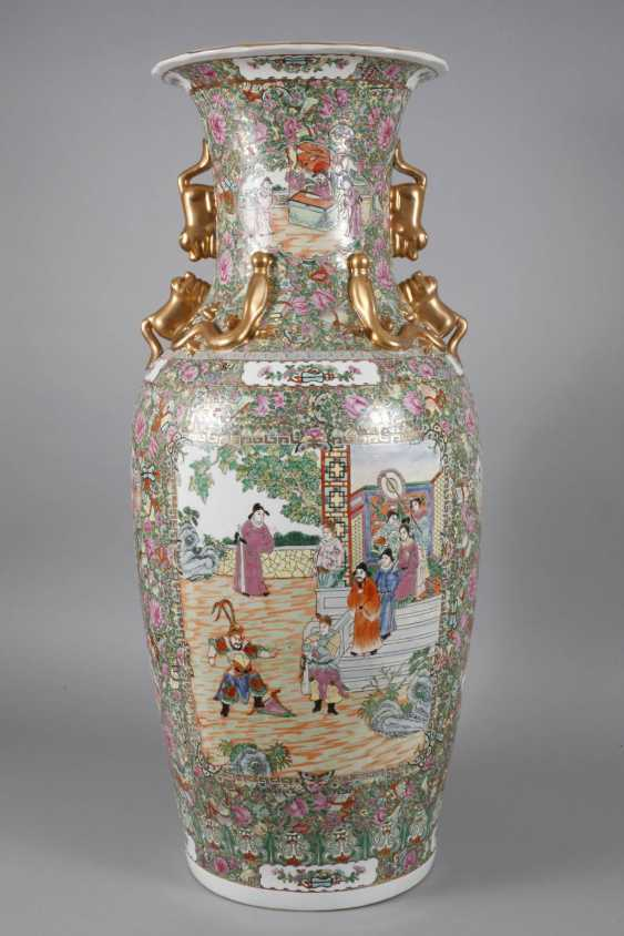 Oversized Floor Vase China - photo 3
