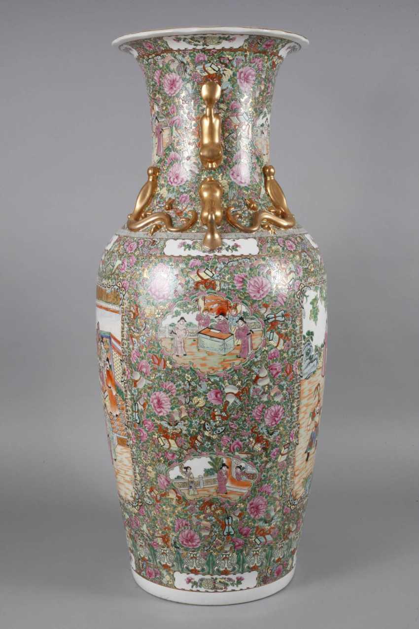 Oversized Floor Vase China - photo 4