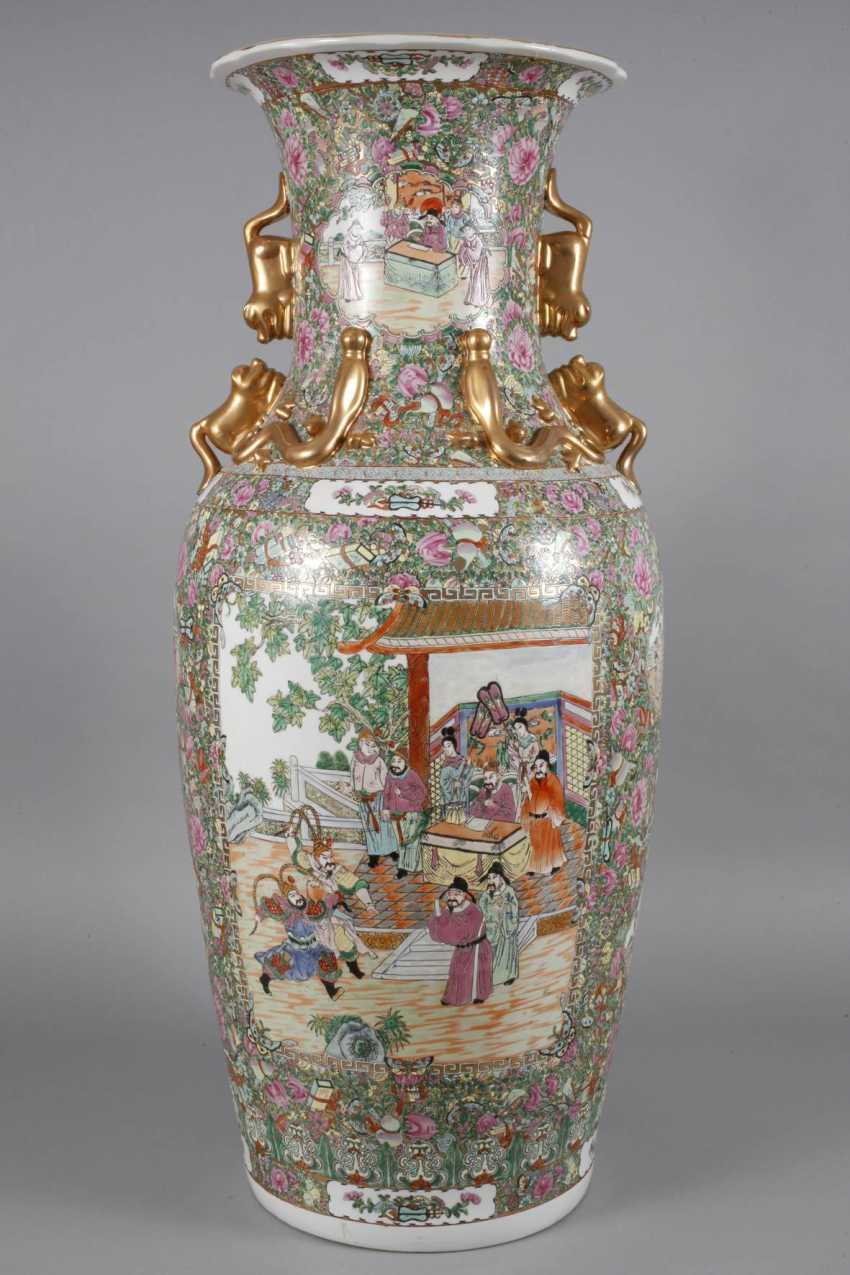 Oversized Floor Vase China - photo 5
