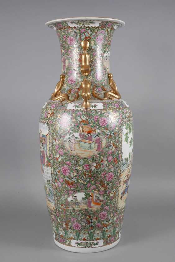 Oversized Floor Vase China - photo 6