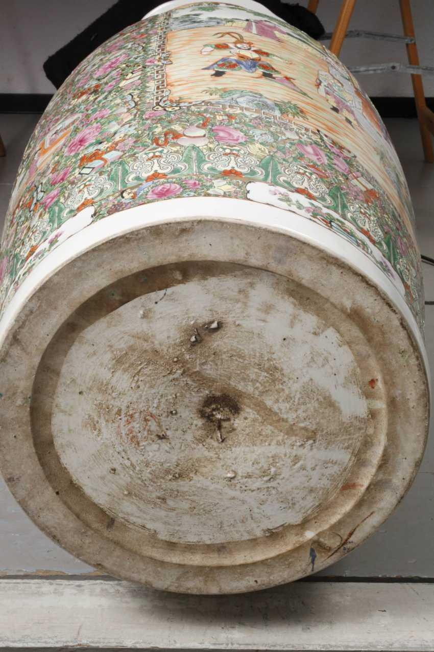 Oversized Floor Vase China - photo 9