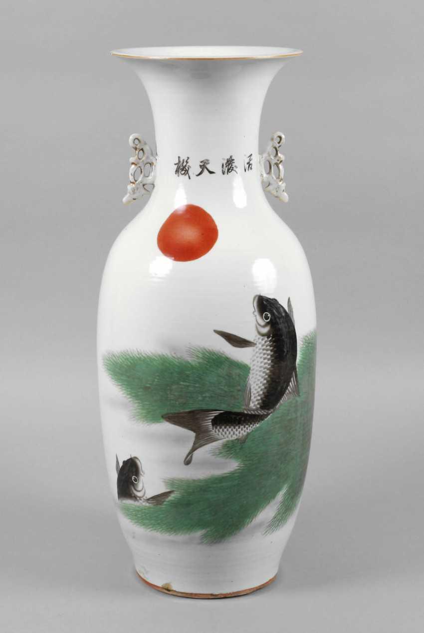 Bodenvase China - photo 1