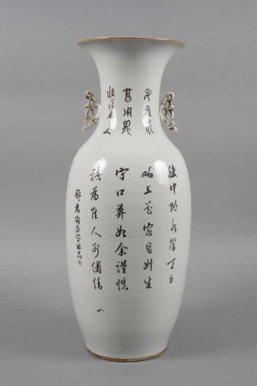 Bodenvase China - photo 2