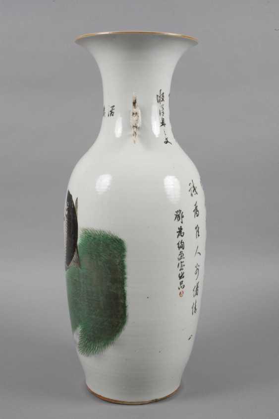 Bodenvase China - photo 3