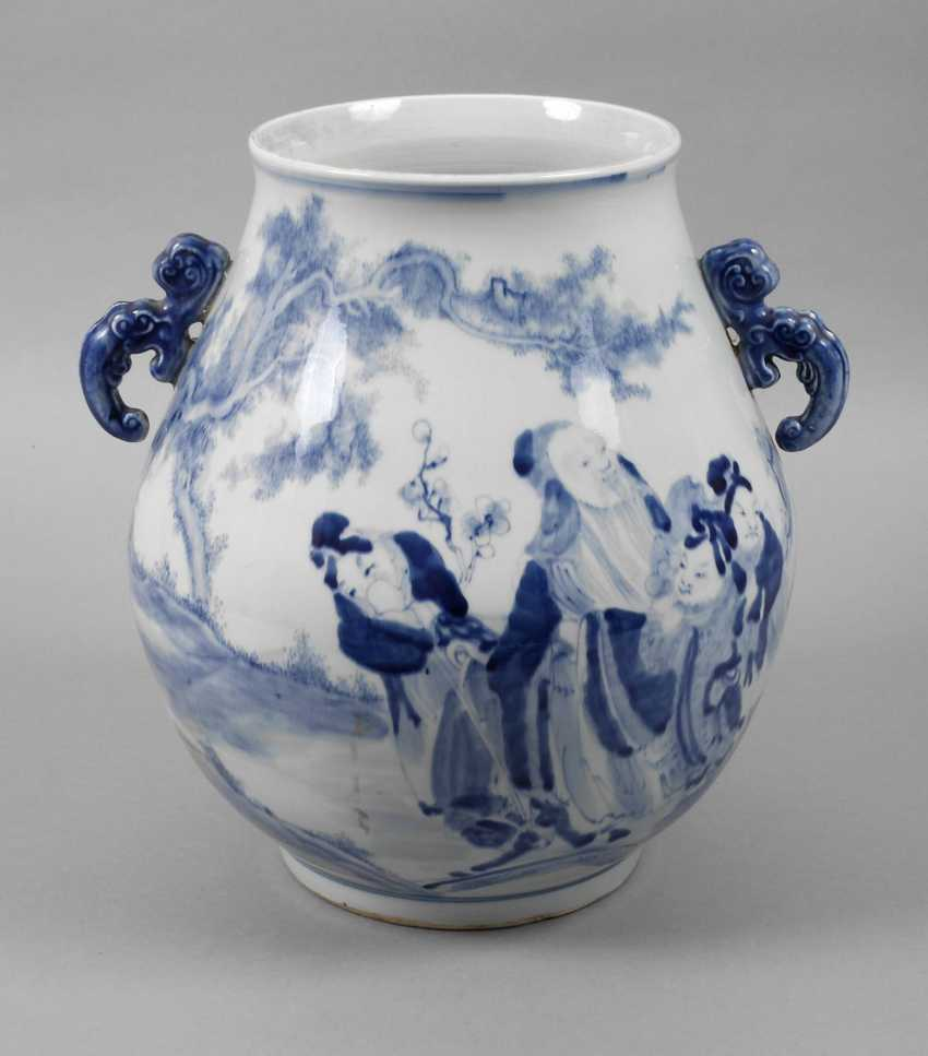 Bodenvase China - photo 1