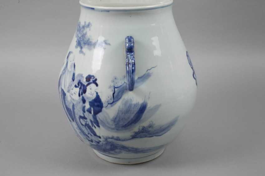 Bodenvase China - photo 4